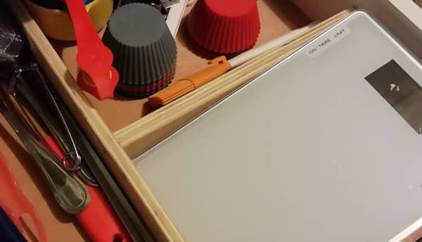 Ordnung in der Schublade